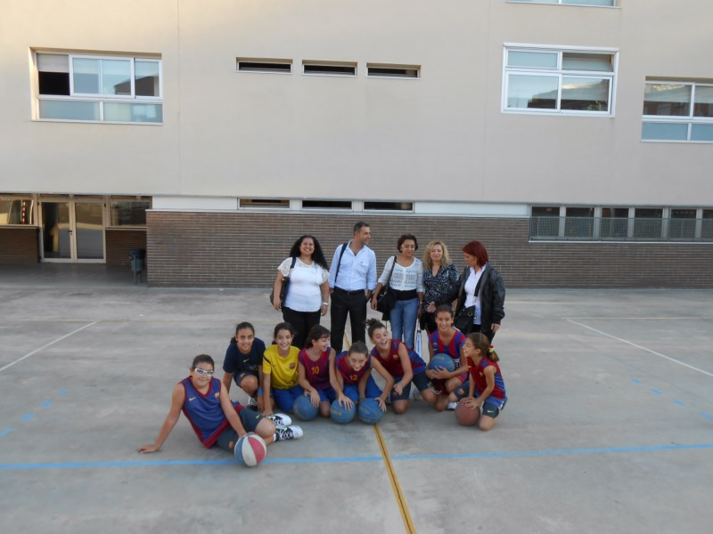 Turkey Kusadasi N.Metin Akar Secondary School - Photo 11 in Spain